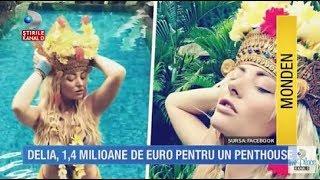Stirile Kanal D (24.05.) - Delia are o casa de 1,4 milioane de euro! Imagini UNICE din locuinta ei