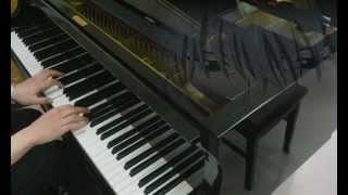 【神様ドォルズ】暗密刀の機動音をピアノで弾いてみた 神様ドォルズ 検索動画 16