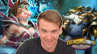 (Hearthstone) Battlegrounds with A. F. Kay