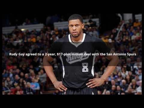All the Major NBA trades so far 2017 part 2