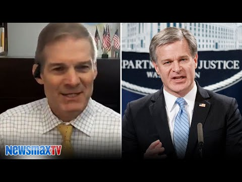 Jim Jordan: Par for the course on FBI's Wray