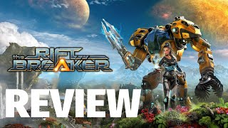 The Riftbreaker Review - Strip-Mining For Science (Video Game Video Review)