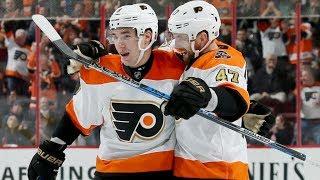 Проворов - самый забивной защитник НХЛ! Реакция американцев!