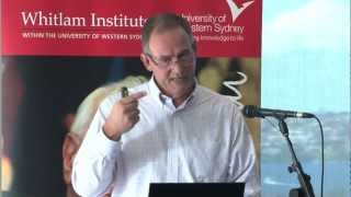 Part 1 Federalism, Education Provision and the Common Good: Professor Alan Reid AM