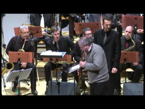Al Teatro Savoia di Campobasso La Big Band del Conservatorio L.Perosi 28/11/2013