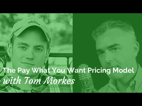 "The ""Pay What You Want"" Pricing Model • GPF Chat"