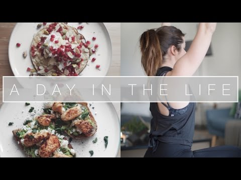 A Day In The Life: Fitness & Food Vlog   AD   The Anna Edit