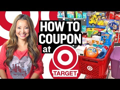 How To Coupon At Target 🎯 (Extreme Couponing For Beginners)