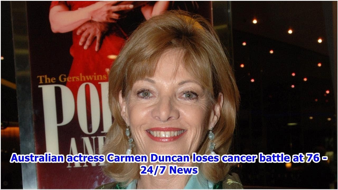 Watch Carmen Duncan video