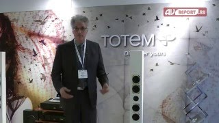 ISE 2016: Totem Acoustic