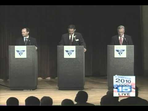 2010 Indiana Senate Debate