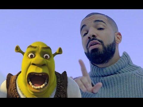 Drake - Shrek (What Are You Doing In My Swamp) (Original Vine)