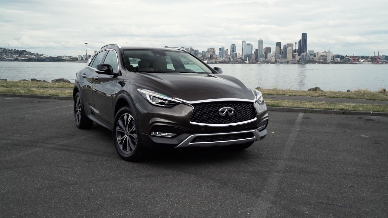 2017 Infiniti Qx30 Awd Premium Tech Review