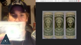 Aliens Control Our Economy (PROOF By Dollar Bill)