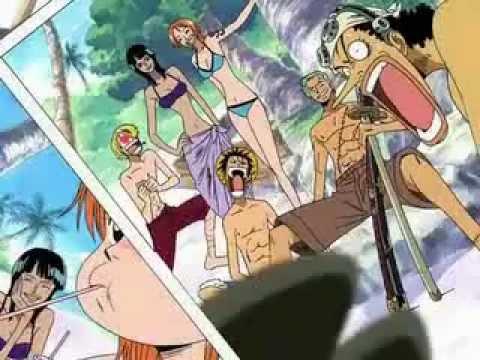 [One Piece] Что такое лето (Лето 2009)
