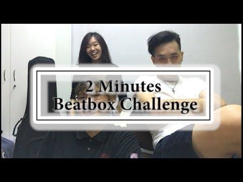 Human Hi-Fi 两分钟不停喷口水挑战!马来西亚Beatboxers【Two Minutes Beatbox Challenge】