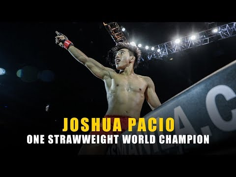 ONE Special Feature | The Evolution Of Joshua Pacio