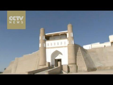 President Xi visits ancient city Bukhara in Uzbekistan