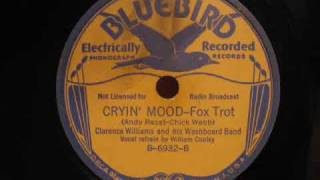 Clarence Williams - Cryin