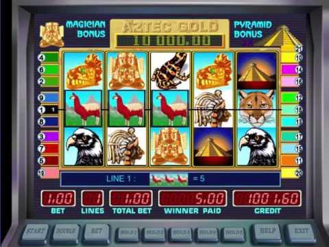 Игровой автомат золото