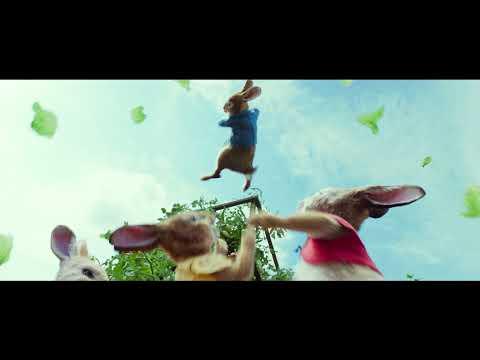 Peter Rabbit - Trailer
