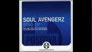 Soul Avengerz And Angie Brown - Sing.wmv