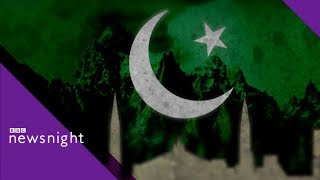 Meet Pakistan's newest political party  - BBC News