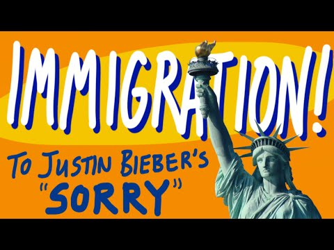 Immigration Song  - Justin Bieber