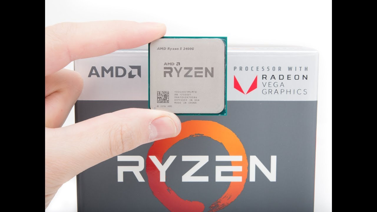 AMD Ryzen 5 2400G And Ryzen 3 2200G Review: The Ultimate Choice For