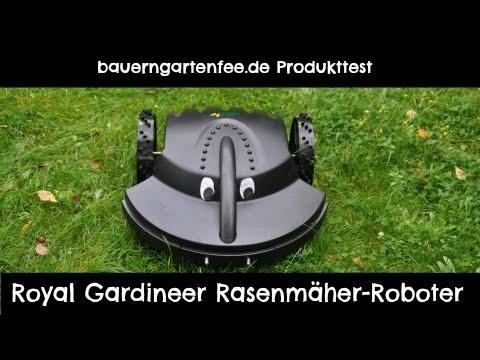rasenm her roboter selbstbau funnydog tv. Black Bedroom Furniture Sets. Home Design Ideas
