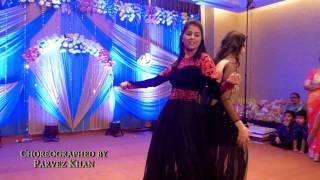 jhalla wallah song choreographed by parvez