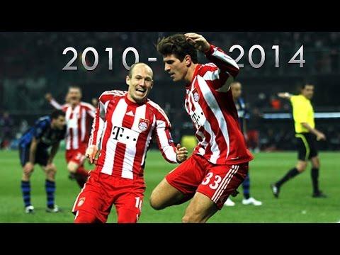 FC Bayern • Amazing & Emotional Goals | 2010 - 2014 • HD