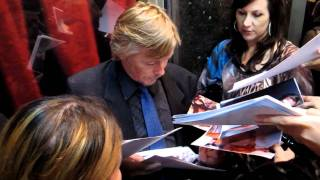 Christopher Atkins signing autographs at Pantages Theater in Hollywood
