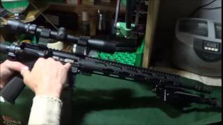 will 223 556 feed and shoot out of a 300 aac blackout