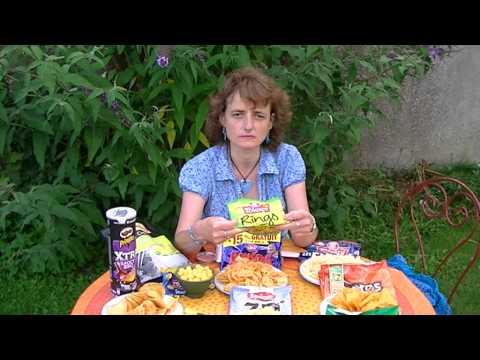 "LES IMMANGEABLES : ""CHIPS = DANGER"" avec Corinne GOUGET !"
