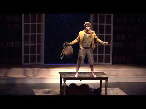 Brian Giebler as Jack in Into The Woods
