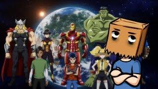 Marvel Future Avengers (não confundir com Next Avengers, ou Young Avengers, ou...)