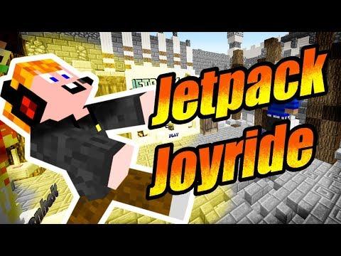 Minecraft - Jetpack Joyride [ERRE IS NAGYON ADJA!]