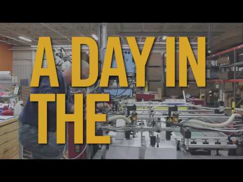 A Day In The Life Of... A Bindery Machine Operator