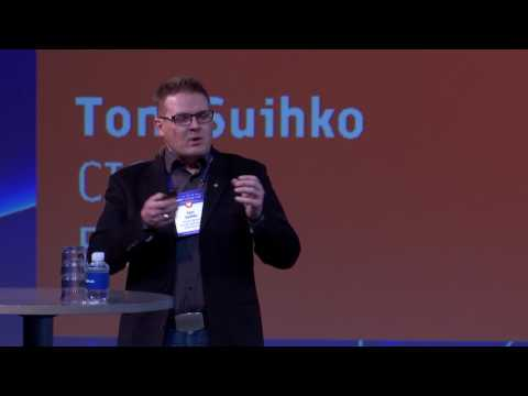 Toni Suihko, Eksote: Reboot Finland D.Day for Wellbeing and Health May 11th 2017