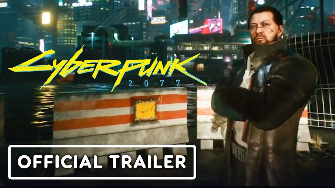 Cyberpunk 2077 - Official Gangs of Night City Trailer