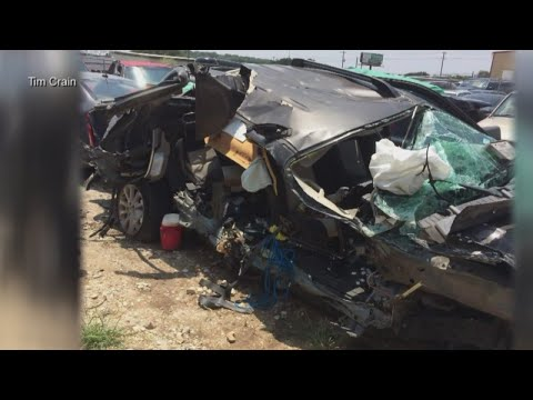 Head-on crash with uninsured driver left woman with massive bills