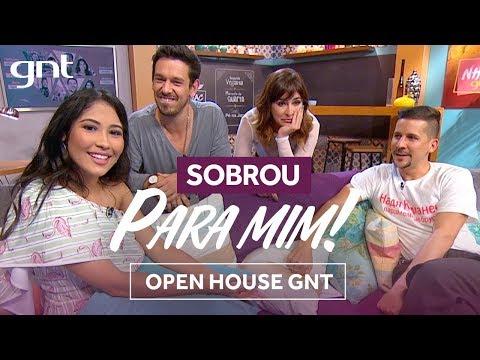 AO VIVO! Open House Nhac GNT E Canal GNT | Live | Open House
