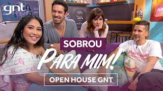 AO VIVO! Open House Nhac GNT e Canal GNT | Live | Open House