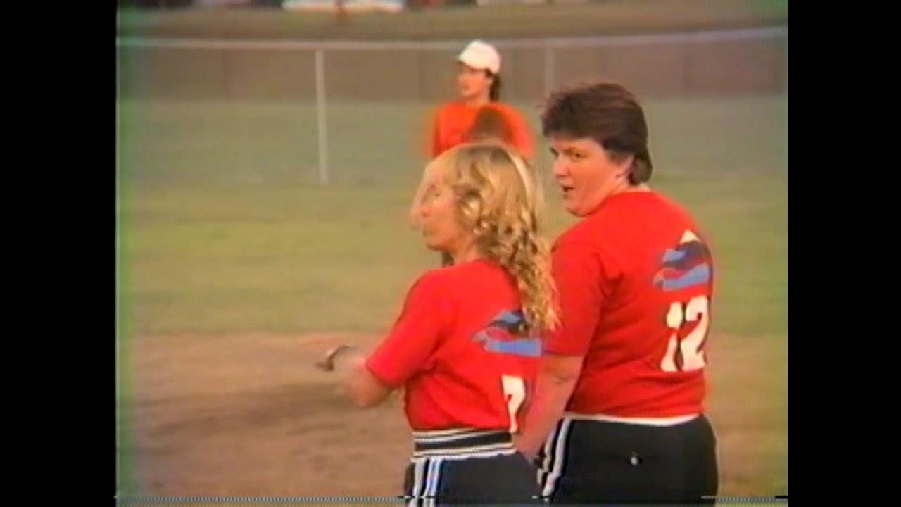Chazy - City Korina Softball  8-20-87