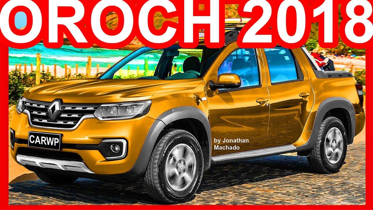 renault oroch 2018. modren 2018 photoshop renault duster oroch 2018 facelift duster intended renault oroch
