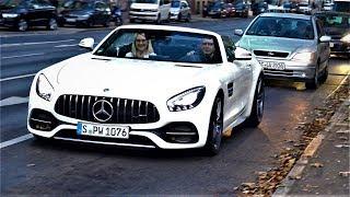 Supercars in Aachen: R8 V10 Plus, AMG GTC, GTR R35, M4 CS!