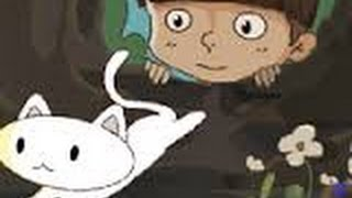 Новый мультик для детей про Кота и Мальчика! 2016 Котенок по имени Марсик. new cartoon about a cat!