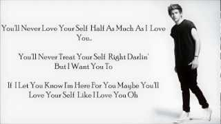 One Direction - Little Things Lyrcris + Pics