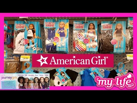 American Girl Shopping At Joanns Fabric Store / Springfield Boutique Clothes & Dolls 2017